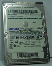 "New Samsung MP0402H 40GB 2.5"" 9.5MM IDE 44PIN Hard Drive Free USA Ship"