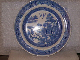 """SPODE BLUE ROOM COLLECTION """"WILLOW"""" DINNER PLATE - $20.00"""