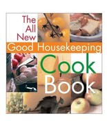 The All New Good Housekeeping Cookbook (2001 Hardcover) - $9.03