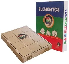 Tyto Games Elementos the Board Game - $18.60