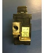 100 Amp Pushmatic Bulldog 11200 MAIN Breaker 2 Pole 100A - Old Wide Lower Tab - $75.95