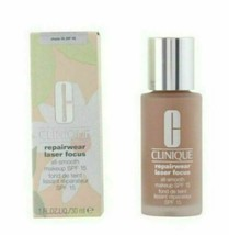 Clinique Repairwear Laser Focus All Smooth DISCONTINUED Foundation Shade 06   - $43.93