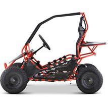 MotoTec Maverick Go Kart 36v 500w 12ah Battery Selectable Speeds 20 MPH Max image 9