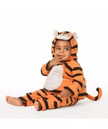 NEW NWT Boys Carter's Halloween Tiger Costume 12 Months 2 Piece - $24.99