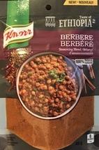 Knorr Taste of Ethiopia Seasoning Blend 5 bags x 48g each Canada  - $59.99