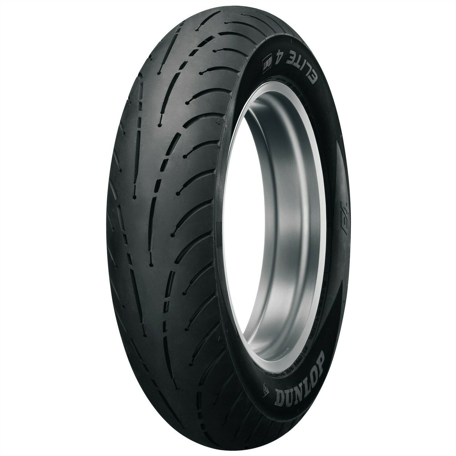 New Dunlop Elite 4 200/55-16 Radial Rear Motorcycle Tire 80H High Mileage