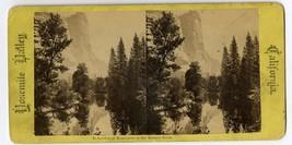 Yosemite Valley California  Stereoview Photo Card   - $12.95