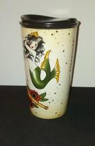 Starbucks Siren Mermaid Tumbler Mug / 2015 / 12 Oz Coffee Tea Home Office - $96.03