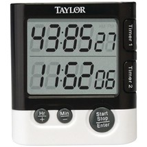 Taylor Precision Products 5828 Dual-Event Digital - $32.54