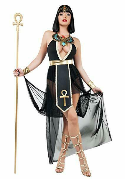Starline Empress Divine Egyptian Cleopatra Adult Womens Halloween Costume S9025
