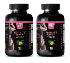 Wellness Essentials Women -2B Fertility Natural 240 Capsules - Damiana Extract - $33.62