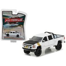 2015 Chevrolet Silverado 1500 White Pickup Truck All Terrain Series 5 1/... - $12.46