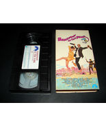 BAREFOOT IN THE PARK VHS Movie Jane Fonda Charles Boyer 1967 Video 1988 - $9.99
