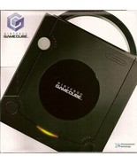 Nintendo Gamecube Jet Black Great Condition Fast Shipping - $199.93