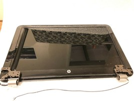 HP 15-N Complete 15.6 LCD Panel Assembly NO TOUCH  Grey Dark 8-17 - $44.55