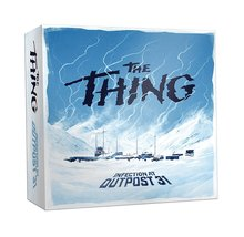 The Thing Infection At Outpost 31 Board Game Regular Version Mondo USAopoly - $159.99