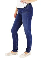NEW WOMEN'S ARTICLES OF SOCIETY WOMEN'S DENIM JEANS MEDIUM WASH image 2