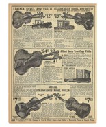 Violin Stradivarius 1914 AD Musical Instruments Models 5 Stainer Goetz O... - $18.99