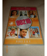 Beverly Hills 90210 the First Season Disc 3 & 6 collectors wrong case cover - $12.38