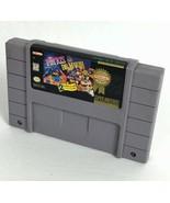 Tetris Dr Mario SNES Video Game Cartridge Vintage Genuine Puzzle Super N... - $28.87