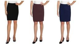 NWT, Mario Serrani Italy Women's' Stretch Skirt With Tummy Control VARIETY - $11.99+