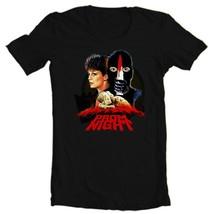 Prom Night t-shirt retro 80s 70s horror film movie tee Jamie Lee Curtis image 2