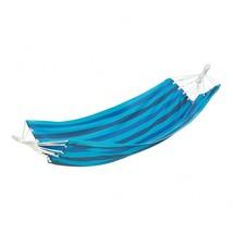 Fiesta Blue Striped Single Hammock - $20.91
