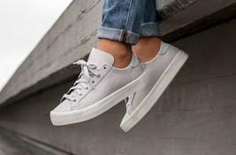 Adidas Original Damen Hof Vantage Turnschuhe Leder Schuhe Sneaker By9230 - $70.13