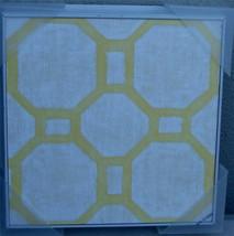 Target Garden Wall Art - Yellow - Garden Tile Vi - Brand New, Vivid Colors - $21.77