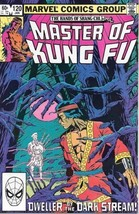 Master of Kung Fu Comic Book #120 Marvel Comics 1982 VFN/NEAR MINT NEW U... - $3.50