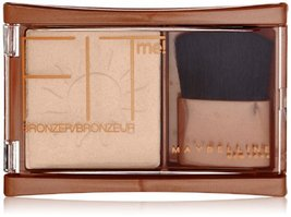 Maybelline New York Fit Me! Bronzer, Light Bronze, 0.16 Ounce - $9.39