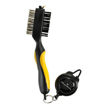 Tommy Armour Golf Universal Club Brush With Retractable Cord NEW - $162,63 MXN