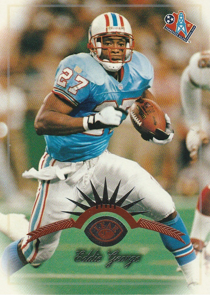 Primary image for 1997 Leaf #53 Eddie George