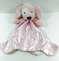 Baby Gund Huggabuddy SPUNKY Pink Dog Baby Lovey... - $19.83 CAD