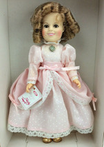 """Shirley Temple Doll 1982 10"""" Pink Dress Classic Doll Heart Ideal New In Box - $39.59"""