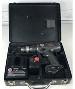 "Black & Decker 12 Volt Versa Clutch 3/8"" Cordless Drill Kit Batter+Charg... - $84.45"