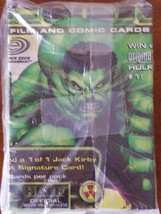 The~ Incredible Hulk~ Complete~ 81 Cards Set~ Marvel Comic~ 2003~ Mint - $12.82