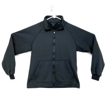 North End Ladies Womens Soft Shell Black Zip Up Jacket Small Zip Up 2 Po... - $12.19
