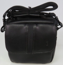 Black Compact Padded Camcorder & Digital Camera Case [Brand New] - $22.75