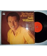 ANDY WILLIAMS The Shadow of Your Smile vinyl LP [Vinyl] Andy Williams - $5.93