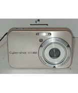 Sony Cyber-shot DSC-N2 10.1MP Digital Camera - Gold 3x Optical Zoom #2 - $74.25