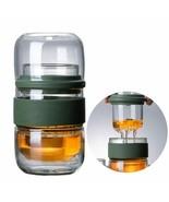 420ML Portable Tea Infuser BottleWater Bottle Chinese Tea Strainer Simpl... - $30.26+