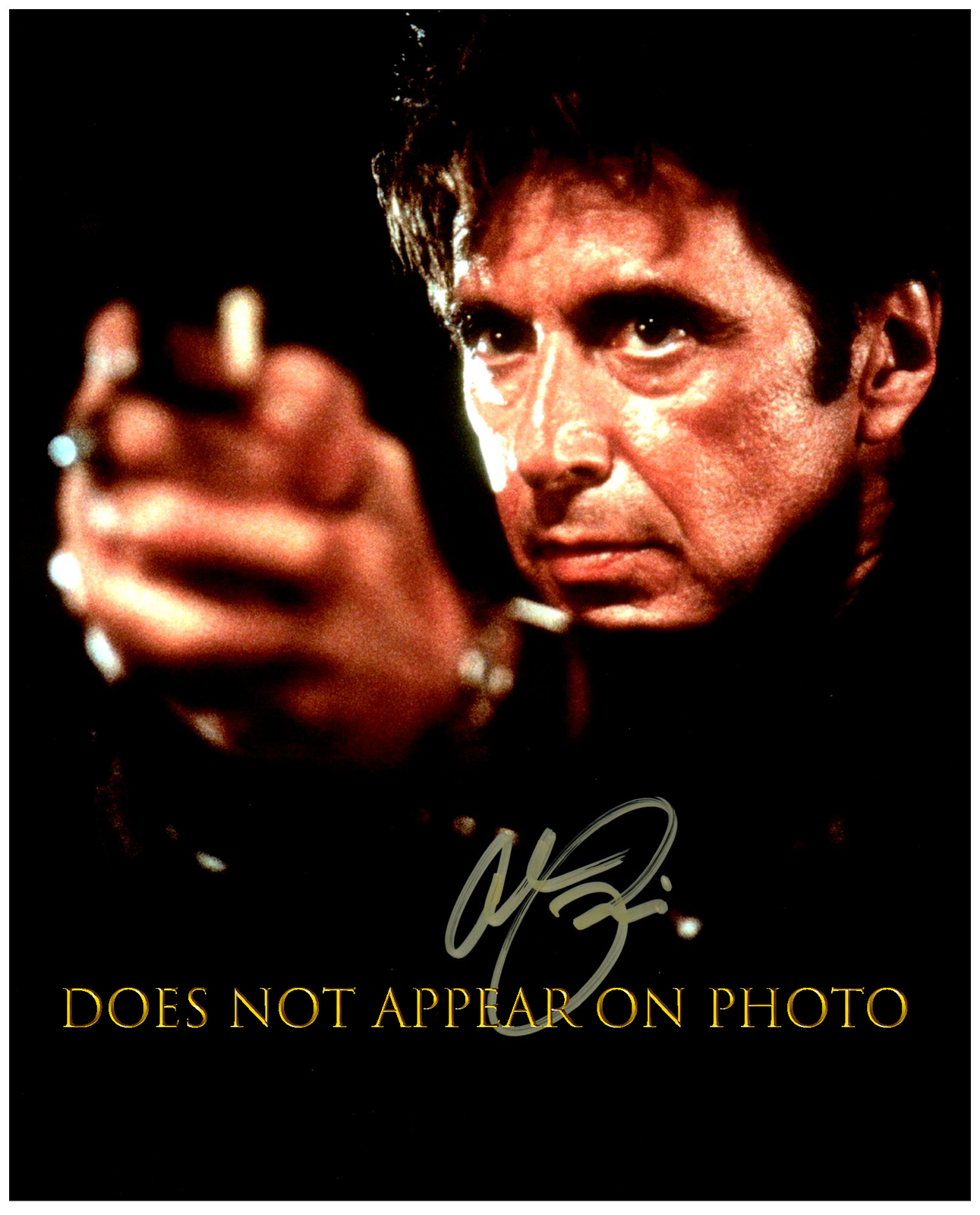 Primary image for AL PACINO Signed Autographed 8X10 Photo w/ Certificate of Authenticity  158