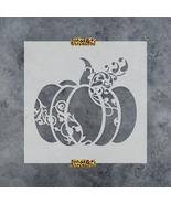 Pumpkin Decorative Stencil - Durable & Reusable Mylar Stencils - $5.99+