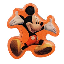 Mickey Mouse Disney Carrefour Lapel Pin: Mickey Jumping - $12.90