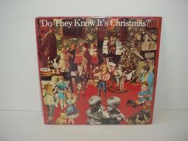 Do they Know It's Christmas Album Record Lp Album Vinyl 33 New - $19.75