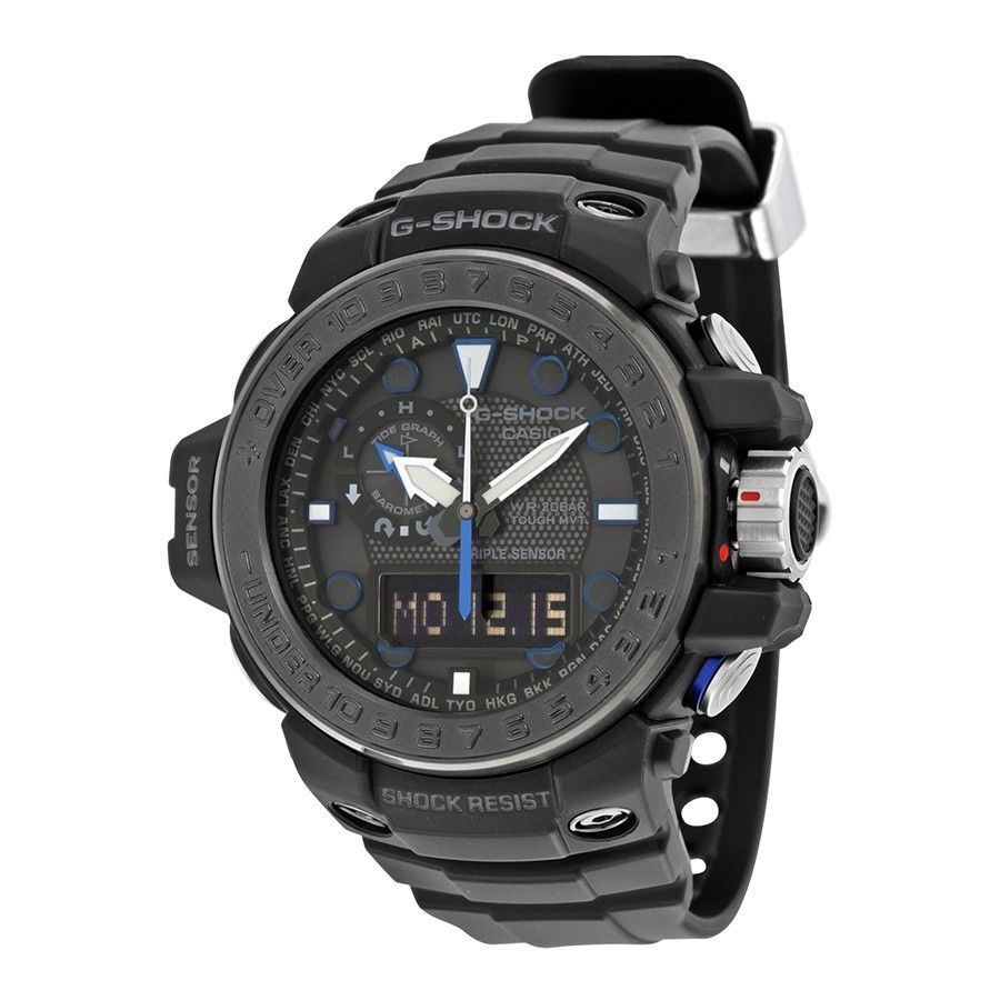 Primary image for Casio Men's Watch G-Shock Gulfmaster Black GWN1000C-1A