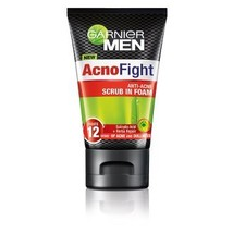 Garnier Men Acno Fight Anti-Acne Foam 100 ml - $8.81