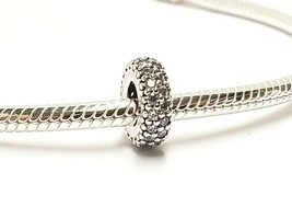 Authentic Pandora Silver 925 Inspiration Within Spacer Charm  791359CZ image 2