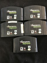 Wrestlemania 2000 Nintendo 64 Authentic N64 Cartridge Only - $19.79